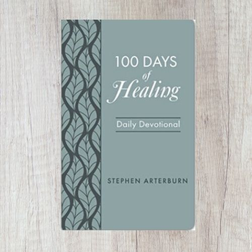 100 Days of Healing Image