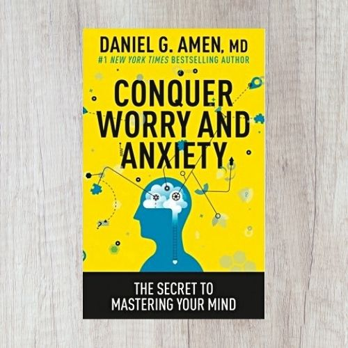 Conquer Worry and Anxiety Image