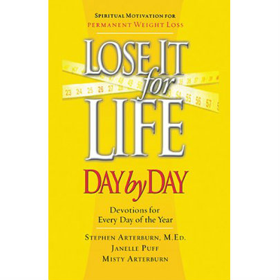 Lose It For Life Day By Day Devotional Image
