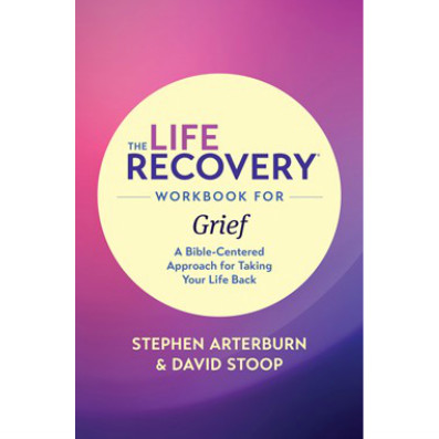 Life Recovery Workbook For Grief Image