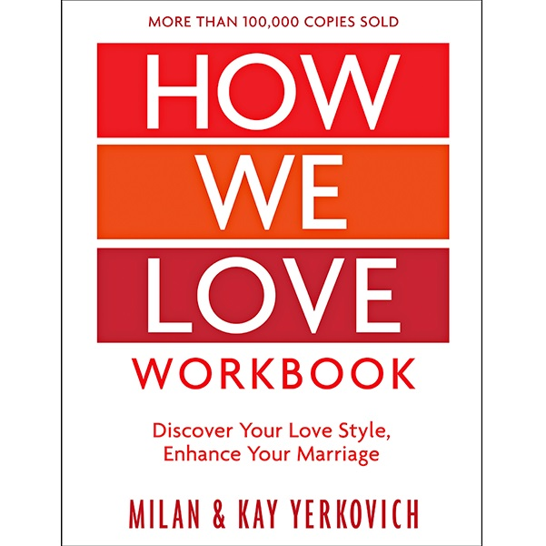 How We Love Workbook Expanded Edition Image